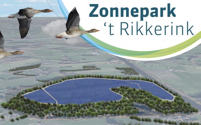 Investeer mee in zonnepark-project Zonnepark 't Rikkerink