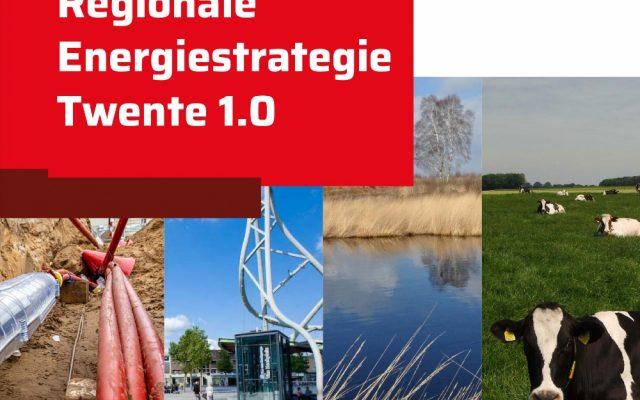 RES Twente 1.0 vastgesteld voor regionale koers energietransitie